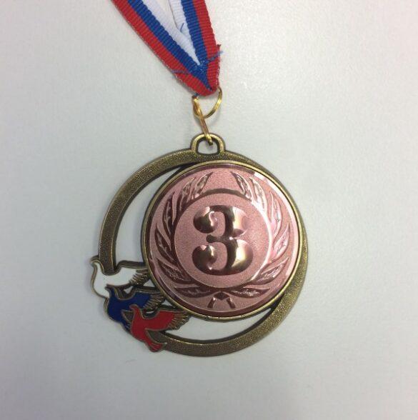 Bitsa 3 Place Medal