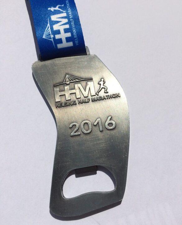 HHM 2016 medal
