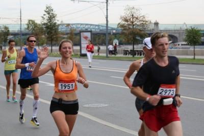 music halfmarathon rundenim on the run