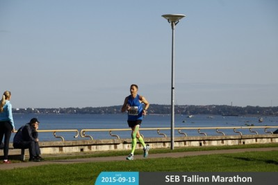Tallinn Marathon Lap One