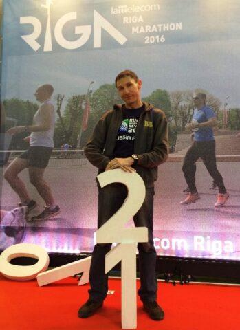 Riga Marathon Expo