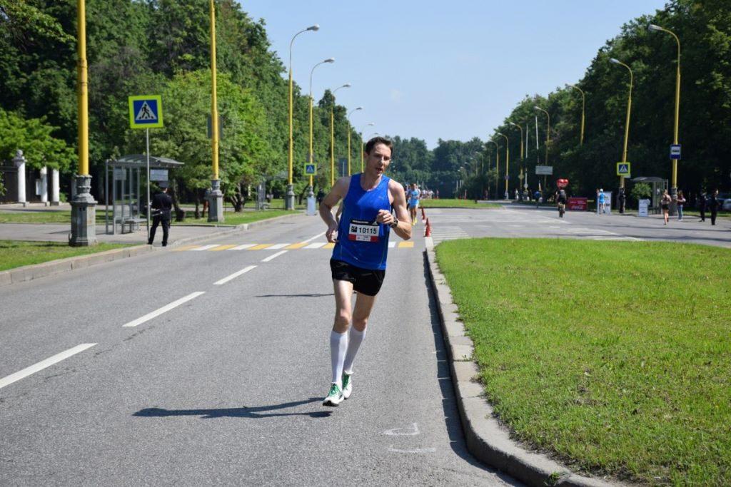 Бегущие сердца 2016 7-й км