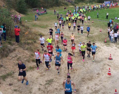 Karjala halfmarathon start