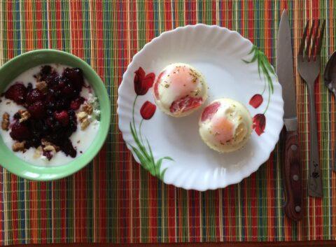 Вторник: завтрак
